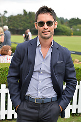 J B Fernandez-Versini at the Laureus King Power Cup polo match held at Ham Polo Club, Richmond, London England. 22 June 2017.<br /> Photo by Dominic O'Neill/SilverHub 0203 174 1069 sales@silverhubmedia.com