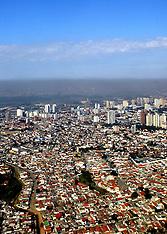 São Paulo Poluição
