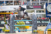 Daniel Delsart - Diamants Aurora<br /> FEI World Breeding Jumping Championships for Young Horses 2016<br /> © DigiShots
