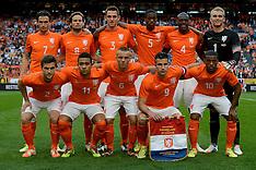 20140517 NED: Nederland - Ecuador, Amsterdam
