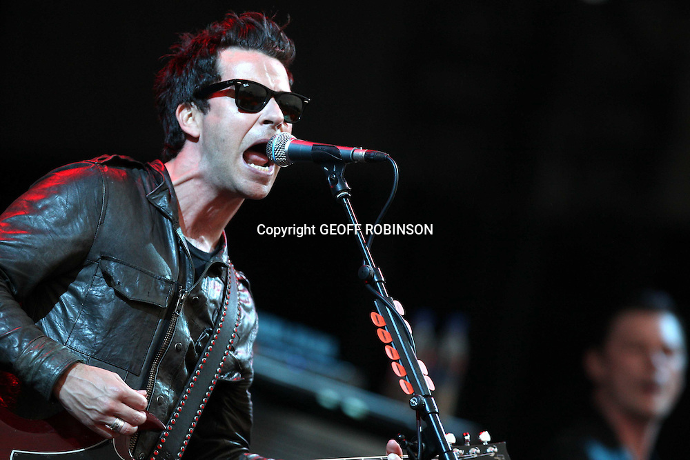 STEREOPHONICS  AT  THE V FESTIVAL  AT HYLANDS PARK,CHELMSFORD,ESSEX ON SATURDAY 21ST AUGUST...