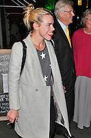 LONDON - October 03: Billie Piper in London (Photo by Brett D. Cove)