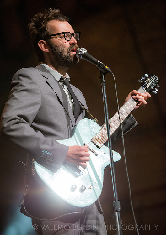 Eels playing live at the Corn Exchange in Cambridge on 18 June 2014