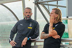 17.07.2019, Kufstein Arena, Kufstein, AUT, Testspiel, Borussia Dortmund vs Istanbul Basaksehir FC, im Bild Trainer Marco Rose (Borussia Mönchengladbach) // during a test match for the upcoming Season between Borussia Dortmund and Istanbul Basaksehir FK at the Kufstein Arena in Kufstein, Austria on 2019/07/17. EXPA Pictures © 2019, PhotoCredit: EXPA/ Lukas Huter
