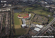 aerial photograph of Perry Park  Birmingham