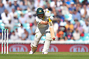 Marnus Labuschagne of Australia batting during the 5th International Test Match 2019 match between England and Australia at the Oval, London, United Kingdom on 13 September 2019.