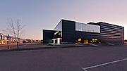 Salle de spectacle Dolbeau-Mistassini - Novembre 2008 - Architectes: Paul Laurendeau / Jodoin Lamarre Pratte / Architects en consortium.<br /> Photographies &copy; Marc Gibert / www.adecom.ca