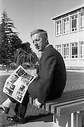 19/04/1963<br /> 04/19/1963<br /> 19 April 1963<br /> Esso staff at Esso Petroleum (Ireland) , Stillorgan, Dublin.  Jimmy Duggan.