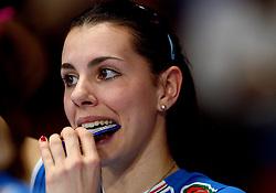 09-01-2016 TUR: European Olympic Qualification Tournament Turkije - Italie, Ankara<br /> De strijd om de tweede Japan ticket wordt gewonnen door Italie. Turkije verliest in de 5de set met 13-15 /