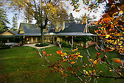 Mount Macedon property, Sefton  which sold recently for large wads of cash  Pic By Craig Sillitoe SPECIALX 000..house / autumn leaves melbourne photographers, commercial photographers, industrial photographers, corporate photographer, architectural photographers, This photograph can be used for non commercial uses with attribution. Credit: Craig Sillitoe Photography / http://www.csillitoe.com<br />