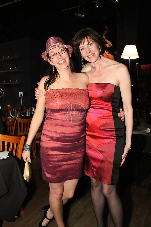 """Book It """"Guilty Pleasures"""" fundraising gala, March 2012."""