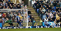 Photo: Gareth Davies.<br />Reading v Everton. The Barclays Premiership. 23/12/2006.<br />Everton striker Andy Johnson (Far Right 8) scores to make it 1-0 Everton against Reading.