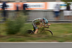 Lizzy Banks (GBR) at Boels Ladies Tour 2019 - Prologue, a 3.8 km individual time trial at Tom Dumoulin Bike Park, Sittard - Geleen, Netherlands on September 3, 2019. Photo by Sean Robinson/velofocus.com
