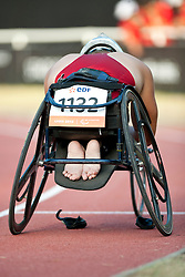 SIEMANN Brian, USA, 400m, T53, 2013 IPC Athletics World Championships, Lyon, France