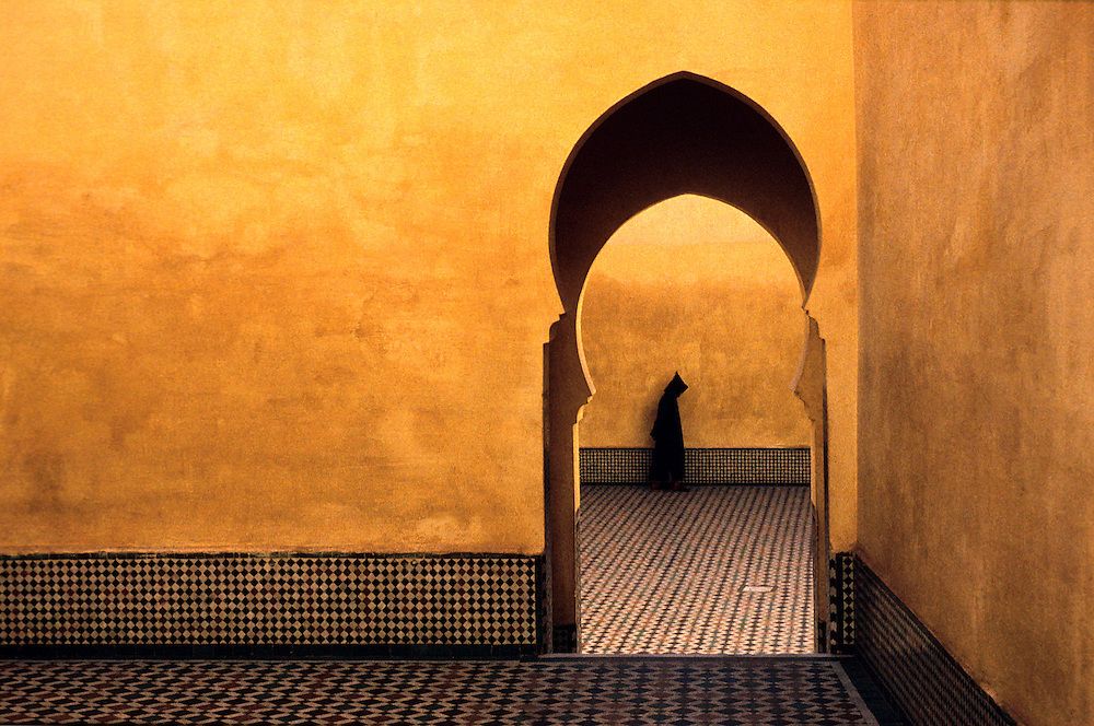 Shrine of Moulay Ismail, Meknes