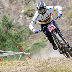 UCI Mountain Bike Downhill World Cup, Andorra, La Massana, 14 July 2018
