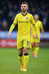 Matt Taylor of Bristol Rovers - Mandatory by-line: Alex James/JMP - 21/01/2017 - FOOTBALL - Banks's Stadium - Walsall, England - Walsall v Bristol Rovers - Sky Bet League One