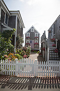 United States. Cape Cod in Massachussets. provincetown city in