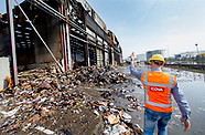 Brand in afvalverwerkingsbedrijf Icova