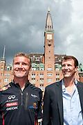 Red Bull F1 Showrun Copenhagen 2012