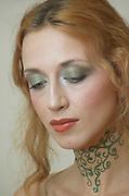Ella, Make up session, June 2006<br /> Model Released