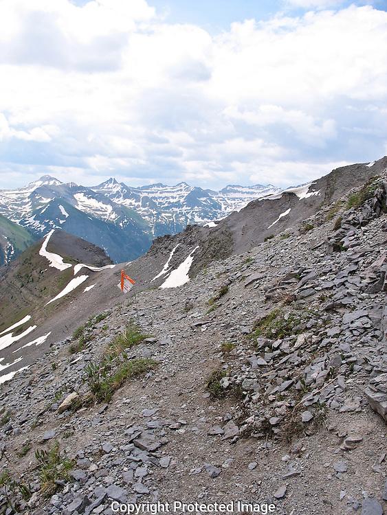 Virginius Pass hike