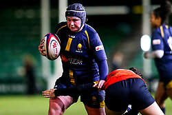 Laura Keates of Worcester Warriors Women - Mandatory by-line: Robbie Stephenson/JMP - 11/01/2020 - RUGBY - Sixways Stadium - Worcester, England - Worcester Warriors Women v Richmond Women - Tyrrells Premier 15s