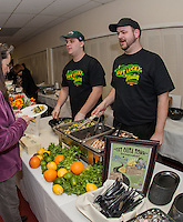 Annual Altrusa Taste of the Lakes Region at Opechee Conference Center Sunday, April 7, 2013.  Karen Bobotas/for the Laconia Daily Sun