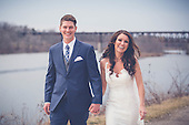 Melissa & Daniel's wonderful winter wedding at Cambridge Mill