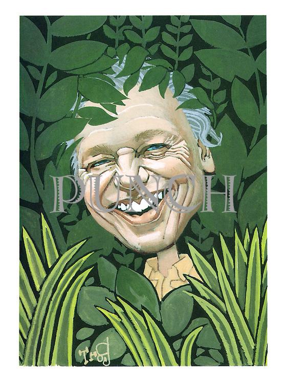 Passing Through (David Attenborough)