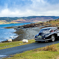 Car 7 John Jackson / Victor Ramsay Aston Martin DB2 Vantage
