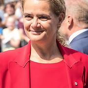 NLD/Terneuzen/20190831 - Start viering 75 jaar vrijheid, Julie Payette