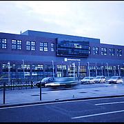 La sede del centro ricerche General Motor Europa all'interno del Politecnico di Torino, sulla spina centrale