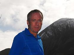 Ian McKeever..Pic Conor McKeown
