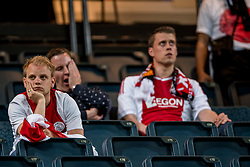 24-05-2017 SWE: Final Europa League AFC Ajax - Manchester United, Stockholm<br /> Finale Europa League tussen Ajax en Manchester United in het Friends Arena te Stockholm / Ajax support