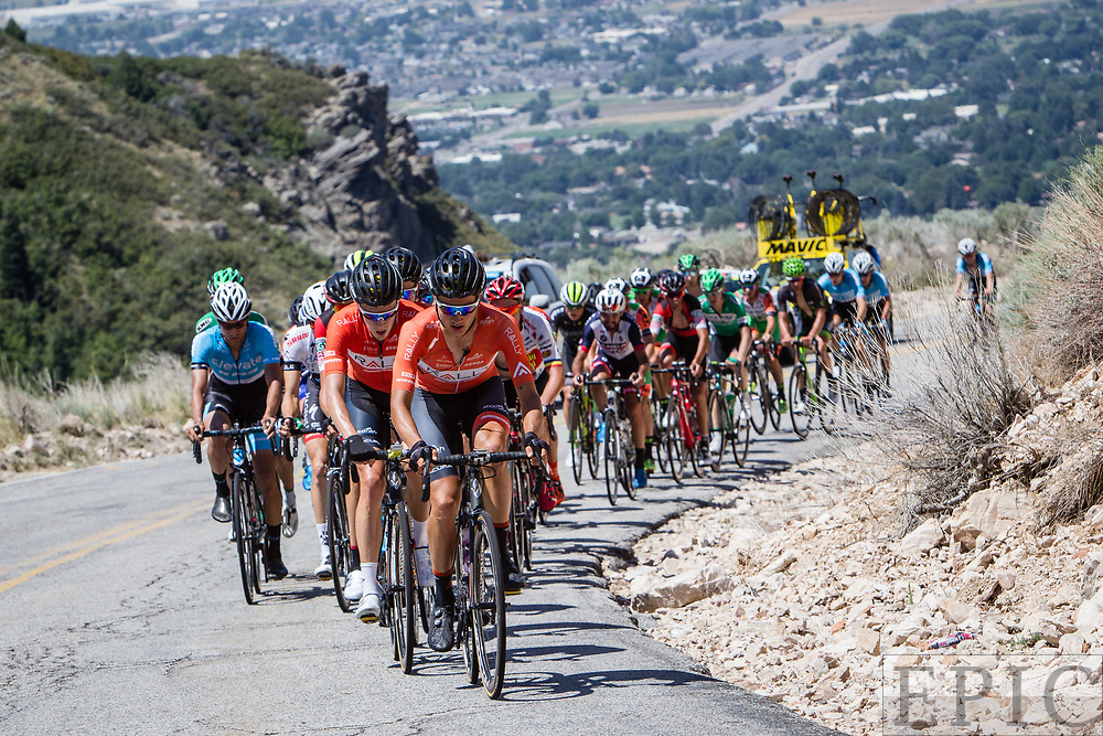 Cycling: Larry H. Miller Tour of Utah 2017 / Stage 2 - Sepp Kuss (Rally)                                            <br /> Brigham City - Snowbasin Resort (151km) / TOU / Utah  <br /> &copy; Jonathan Devich