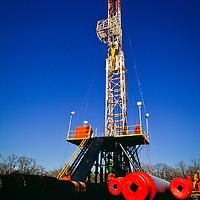 Drilling Rig, Permian Basin, West Texas