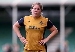 Jessie Hood of Bristol Ladies - Mandatory by-line: Robbie Stephenson/JMP - 24/09/2016 - RUGBY - Sixways - Worcester, England - Worcester Valkyries v Bristol Ladies Rugby - RFU Women's Premiership