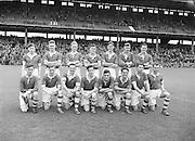 Neg No: 285/4014-4020...23081953AISFCSF.23.08.1953....Junior .Louth Team.(Check)