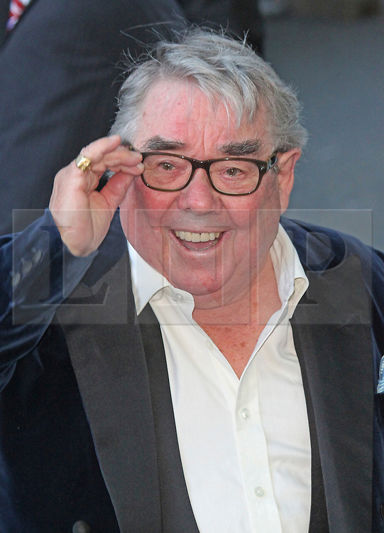** FILE PICTURE of Ronnie Corbett, who has died at the age of 85** <br /> © London News Pictures. LONDON - June 04: Ronnie Corbett at the Glamour Women of the Year Awards 2013. Photo by Brett D. Cove/LNP