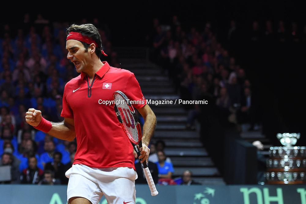 Roger Federer (Sui) def Richard Gasquet (Fra)