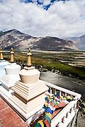 Disket monastery, Nubra valley.