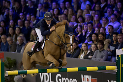 Allen Bertram, IRL, Quiet Easy 4<br /> Indoor Brabant - Den Bosch 2017<br /> © Dirk Caremans<br /> 11/03/2017