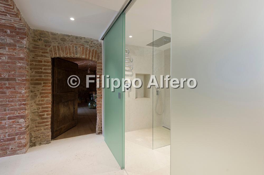 &copy; Filippo Alfero<br /> Architetto Antonio Besso-Marcheis, Casa in Agli&egrave;<br /> Agli&egrave; (TO), 15/04/2016