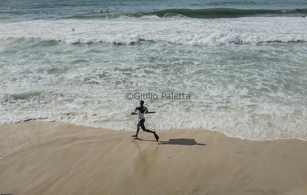 São Conrado's beach