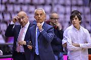 DESCRIZIONE : Milano Lega A 2014-15 EA7 Milano Banco di Sardegna Sassari<br /> GIOCATORE : Arbitro Referee<br /> CATEGORIA : pre game Arbitro Referee<br /> SQUADRA : Arbitro Referee<br /> EVENTO : PlayOff semifinale Gara 1 Lega A 2014-2015 <br /> GARA : EA7 Milano Banco di Sardegna Sassari<br /> DATA : 29/05/2015<br /> SPORT : Pallacanestro<br /> AUTORE : Agenzia Ciamillo-Castoria/M.Ozbot<br /> Galleria : Lega Basket A 2014-2015 <br /> Fotonotizia: Milano Lega A 2014-15 EA7 Milano Banco di Sardegna Sassari