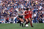 Newcastle United v Liverpool 20.9.1987
