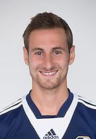 05.07.2013; Luzern; Fussball Super League - Portrait FC Luzern; Jerome Thiesson  (Christian Pfander/freshfocus)
