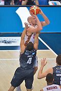 Hrvoje Peric<br /> Dolomiti Energia Aquila Basket Trento - Umana Reyer Venezia<br /> Lega Basket Serie A 2016/2017<br /> PalaTrento 05/02/2017<br /> Foto Ciamillo-Castoria