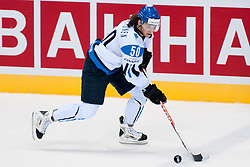 Juhamatti Aaltonen of Finland during ice-hockey match between Finland and Slovakia of Group E in Qualifying Round of IIHF 2011 World Championship Slovakia, on May 7, 2011 in Orange Arena, Bratislava, Slovakia. (Photo by Matic Klansek Velej / Sportida)